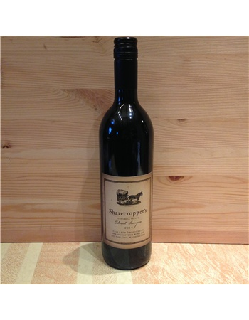 2015 Sharecropper's Cabernet Sauvignon